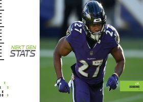Next Gen Edge: Versatility key to Ravens run game success