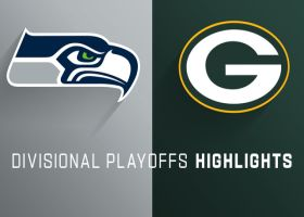 Seahawks vs. Packers highlights | Divisional Round