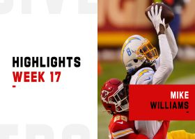 Every Mike Williams catch from 108-yard game | Week 17