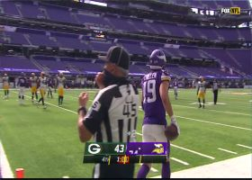 Cousins connects with Thielen for Vikings third two-point conversion