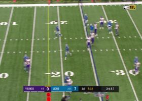 Can't-Miss Play Adam Thielen lays out for SENSATIONAL toe-drag TD
