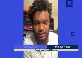 Kyler Murray: I'll 'definitely' kneel during 2020 season