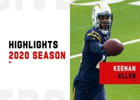 Keenan Allen's first-down receptions | 2020 season