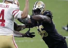 NFL Way To Play Week 10: Demario Davis' 'beautiful play'