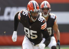 Cynthia Frelund: Why Myles Garrett could be a problem for the Colts