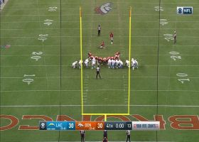 Brandon McManus completes Broncos' comeback with walk-off PAT