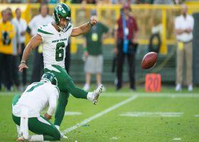 Matt Ammendola drills 54-yard FG to cap Jets' opening drive