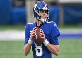 Kim Jones, Michael Robinson: How Giants can maximize Daniel Jones in 2021