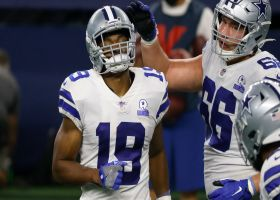Cooper caps Cowboys' 18-play drive with crisp route for TD