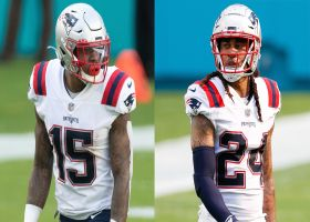 What's next for N'Keal Harry and Stephon Gilmore in 2021? | 'NFL Total Access'