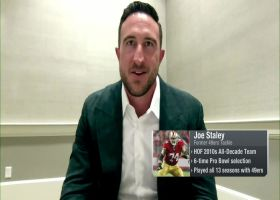 Should Jimmy G be 49ers' QB1 entering 2021? Joe Staley weighs in