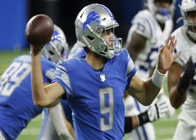 Can't-Miss Play: Stafford's LAUNCH travels 60+ air yards to Hall