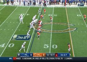 Rivers' launch codes caught by Pascal for 36-yard gain