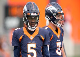 Who is frontrunner in Denver's QB competition? Carr, Baldy weigh in