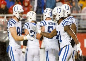Colts dial up RPO to perfection with 11-yard TD from Wentz to Mo Alie-Cox