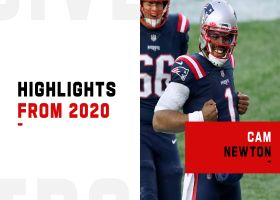 Cam Newton highlights | 2020 season