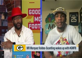 Valdes-Scantling: Aaron Jones 'literally the best RB in the league'