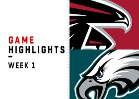 Falcons vs. Eagles highlights | Week 1