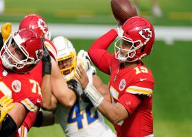 Can't-Miss Play: Best Mahomes throw yet? QB unloads TD bomb to Cheetah