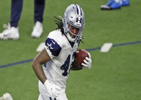 Slater highlights Cowboys UDFA who's flashed so far at training camp