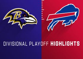 Ravens vs. Bills highlights | AFC Divisional Round