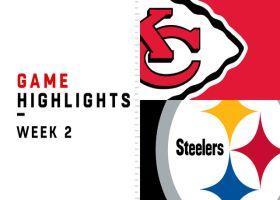 Chiefs vs. Steelers highlights | Week 2