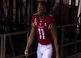Larry Fitzgerald still undecided on his playing status for 2021