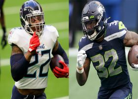 Toughest RBs to defend entering 2021 | 'NFL Total Access'