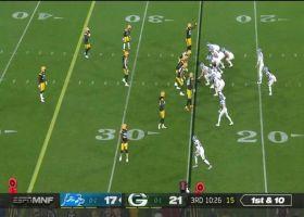 Jared Goff turns designed QB run into quick 17-yard gain