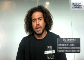 Eric Kendricks on athletes fighting for justice: 'We are the bridge to our communities'