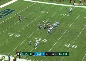 Matt Ammendola BOOMS massive 65-yard punt