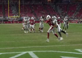 Cards beat buzzer with TD pass to Mr. Irrelevant