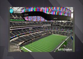 Take a look inside SoFi Stadium