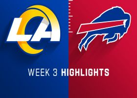 Rams vs. Bills highlights | Week 3