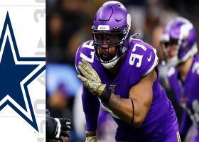 O'Hara breaks down what Everson Griffen brings to the Cowboys