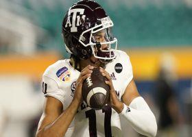 Brandt's prospect to watch: Texas A&M QB Kellen Mond