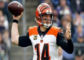Andy Dalton lasers 4-yard TD to Matt Lengel