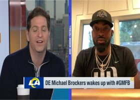 Michael Brockers shares expectations for Rams with Matthew Stafford