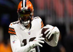 Garafolo: Browns 'hopeful' OBJ returns to lineup with Landry going on IR