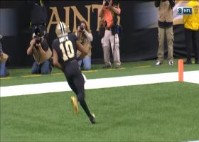 Tre'Quan Smith sneaks through Panthers' secondary for wide-open TD grab