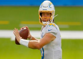 Joe Thomas: Why Chargers must be 'careful' with handing keys over to Herbert
