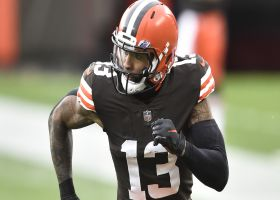 Garafolo: Browns 'will listen' to trade offers for OBJ, but no one's 'knocking down the door'