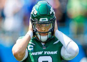 Grading Zach Wilson's NFL debut | 'Move the Sticks'