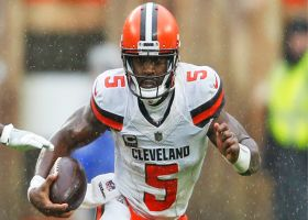 Randy Moss: Tyrod Taylor has been emulating Lamar Jackson in practice for Browns