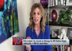 Kim Jones: Replacing Jordan Phillips will be key for 2020 Bills