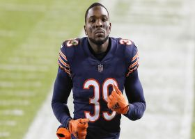 Rapoport: Bears place safety Eddie Jackson on reserve/COVID-19 list