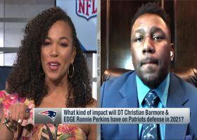 Thomas Davis analyzes notable Pats 2021 draft picks