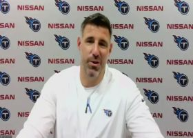 Vrabel, Tannehill react to the Titans' first loss of 2020