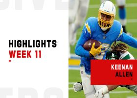 Best catches by Keenan Allen from 145-yard game | Week 11