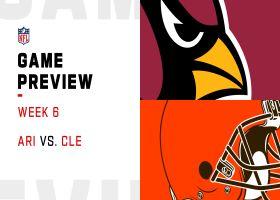 Cardinals vs. Browns preview | Week 6